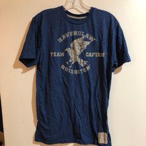 🌹Ravenclaw Team Quidditch Captain Shirt-Medium🌹